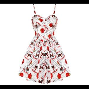 Hell Bunny Sugar Skull Dress